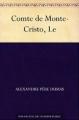 Couverture Le Comte de Monte-Cristo Editions Une oeuvre du domaine public 2010