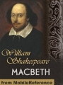 Couverture Macbeth Editions MobileReference 2008
