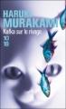 Couverture Kafka sur le rivage Editions 10/18 2007
