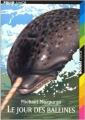 Couverture Le jour des baleines Editions Folio  (Junior) 1997