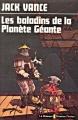 Couverture La planète géante, tome 2 : Les Baladins de la planète géante Editions du Masque (Science fiction) 1981