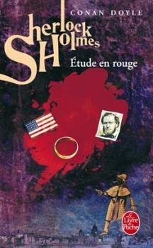 Couverture Sherlock Holmes, tome 1 : Une étude en rouge / Etude en rouge