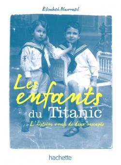 Couverture Les enfants du Titanic