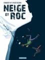 Couverture Neige et roc Editions Casterman 2012