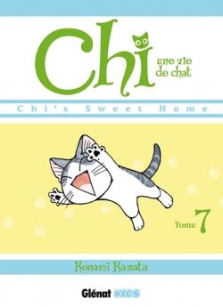 Couverture Chi, une vie de chat, tome 07