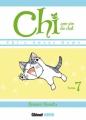 Couverture Chi, une vie de chat, tome 07 Editions Glénat (Kids) 2012