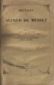 Couverture Oeuvres Editions Charpentier 1881