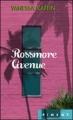Couverture Rossmore Avenue Editions France Loisirs (Piment) 2012