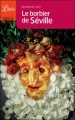 Couverture Le Barbier de Séville Editions Librio (Théâtre) 2004