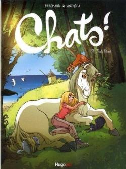 Couverture Chats !, tome 3 : Chats bada-bada