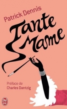 Couverture Tante Mame, tome 1