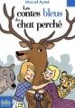 Couverture Les contes bleus du chat perché Editions Folio  (Junior) 2007