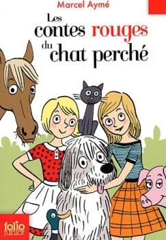 Couverture Les contes rouges du chat perché