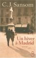 Couverture Un hiver à Madrid Editions Belfond 2008