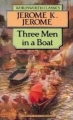 Couverture Trois hommes dans un bateau Editions Wordsworth 1993