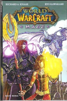 Couverture World of Warcraft : Mage