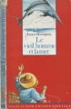 Couverture Le vieil homme et la mer Editions Folio  (Junior - Edition spéciale) 1996