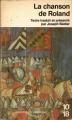Couverture La chanson de Roland Editions 10/18 (Bibliothèque médiévale) 1982