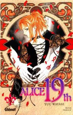 Couverture Alice 19th, tome 3