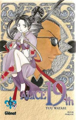 Couverture Alice 19th, tome 6