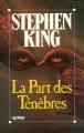Couverture La part des ténèbres Editions Albin Michel 1991