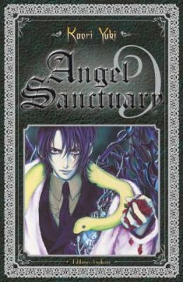 Couverture Angel Sanctuary, deluxe, tome 09