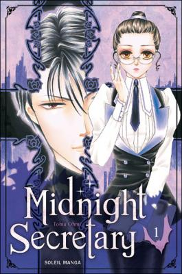 Couverture Midnight Secretary, tome 1
