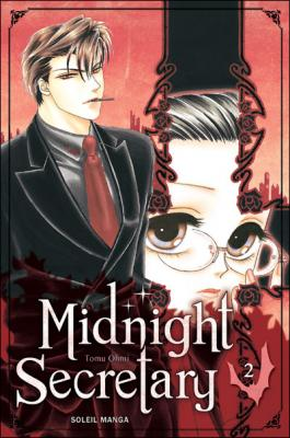 Couverture Midnight Secretary, tome 2