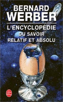 Couverture Le livre secret des fourmis / L'encyclopédie du savoir relatif et absolu