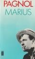 Couverture Trilogie marseillaise, tome 1 : Marius Editions Presses pocket 1976