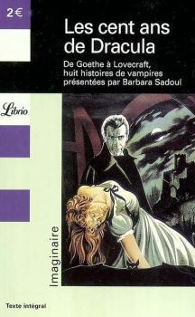 Couverture Les Cent ans de Dracula