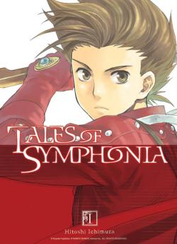 Couverture Tales Of Symphonia, tome 1