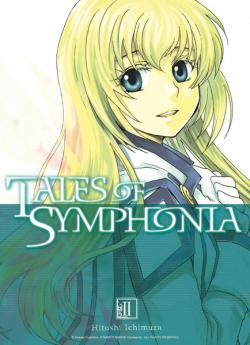 Couverture Tales Of Symphonia, tome 2