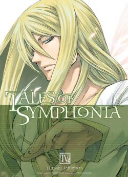 Couverture Tales Of Symphonia, tome 4