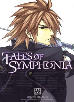 Couverture Tales Of Symphonia, tome 5