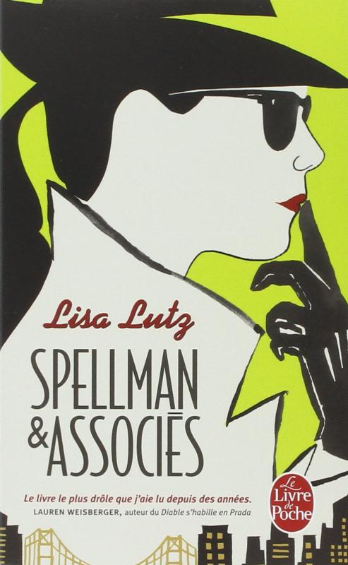 Couverture Les Spellman, tome 1 : Spellman et associés