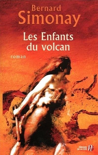 Couverture Les enfants du volcan, tome 1