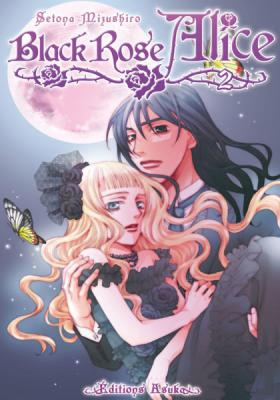 Couverture Black Rose Alice, tome 2
