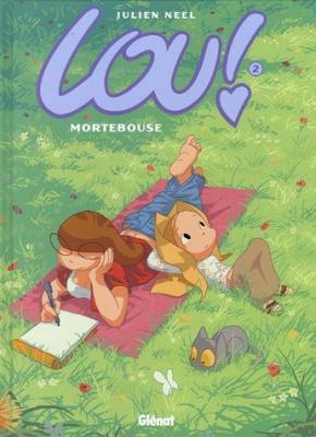 Couverture Lou !, tome 2 : Mortebouse