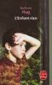 Couverture L'enfant-rien Editions Le Livre de Poche 2012