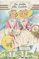 Couverture Les petites filles modèles Editions Hemma 1974