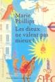 Couverture Les dieux ne valent pas mieux ! Editions Héloïse d'Ormesson 2008