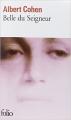 Couverture Belle du seigneur Editions Folio  2011