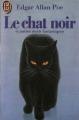 Couverture Le chat noir et autres contes fantastiques / Le chat noir et autres nouvelles / Le chat noir Editions J'ai Lu 1990