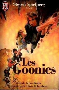 KAHN James & COLOMBUS Chris - Les Goonies Couv12268338
