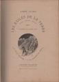 Couverture Les exilés de la Terre Editions Hachette 1926