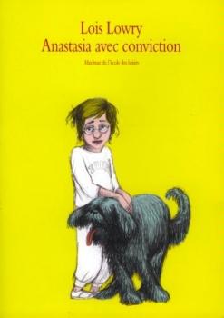 Couverture Anastasia avec conviction