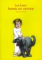 Couverture Anastasia avec conviction Editions L'école des loisirs (Neuf) 2002