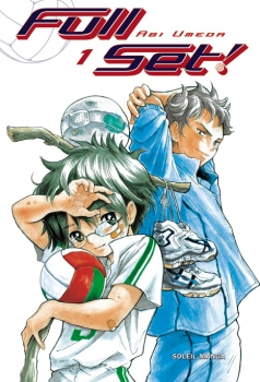 Couverture Full Set !, tome 1