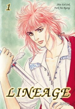 Couverture Lineage, tome 01